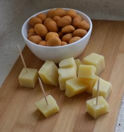Арахис в хрустящей корочке со вкусом Сыр ХрустNUT