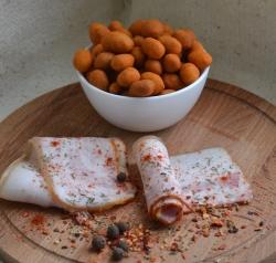 Арахис в хрустящей корочке со вкусом Бекон ХрустNUT