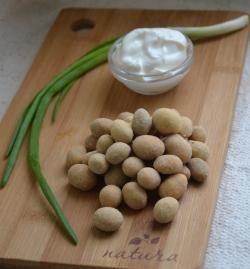 Арахис в хрустящей корочке со вкусом Сметана и лук ХрустNUT
