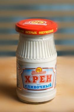 "Хрен ""Сливочный"" 170 гр."