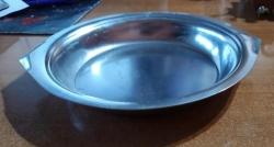 баранчик-тарелка из нержавейки 0,25 мл