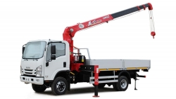 Перевозка грузов (до трех тонн) Манипулятором