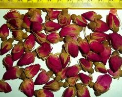 Роза сушеная, бутоны