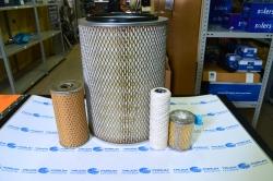 Комплект фильтров белаз 240 мотор ямз