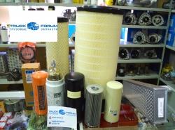 Комплект всех фильтров на комбайн Акрос 530 с ямз