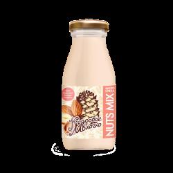 """Кедровое молочко"" Nuts Mix с фундуком и миндалем, 0,2 л."