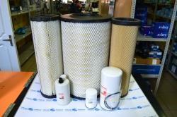 Комплект фильтров для Зерноуборочного комбайна кейс 2388