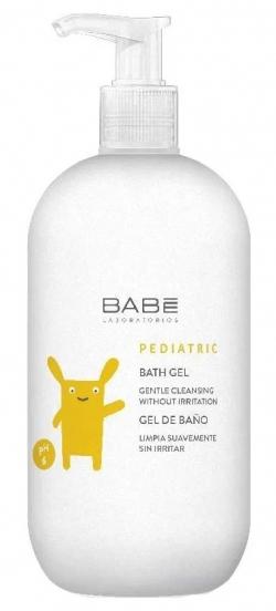 БАБЕ гель для купания детский 500мл Laboratorios BABE