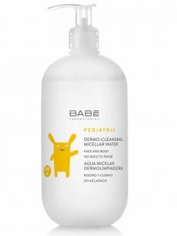 БАБЕ вода мицеллярная детская 500мл Laboratorios BABE