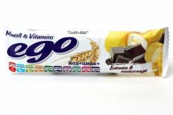 """БАД Ego """"Банан с йодом и вит. в мол. шок."""" (6) Т30х25 г"""