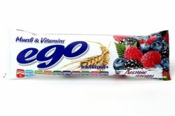 """БАД Ego """"Лесн. ягоды с кальц. и вит. в йогурте"""" (6) Т30х25 г"""