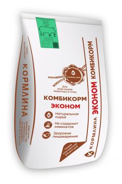 """Комбикорм для свиней """"Эконом СК-8"""", 30 кг"""
