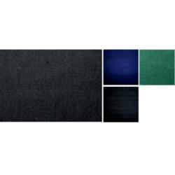 Бязь гладкокрашеная, цвет черный, оливковый, серый, метр. пог. 1 сорт