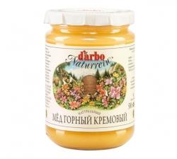Мед DARBO Горный Кремовый 500 г ст/б