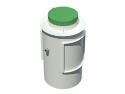 Автономная канализация Тополь 9 для частных домов на 8 и 9 человек