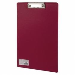 Доска-планшет Офисмаг с прижимом А4 (230х350 мм), БОРДОВАЯ