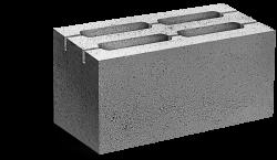 Блок стеновой 190*190*390 мм