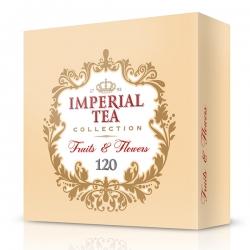 """Imperial Tea Collection """"Ассорти фруктовых чаев"""". 120 пакетиков."""
