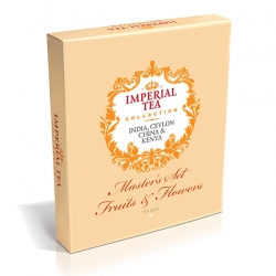 "Imperial Tea Collection ""Master's Set Fruits & Flowers"", 90 пакетиков."