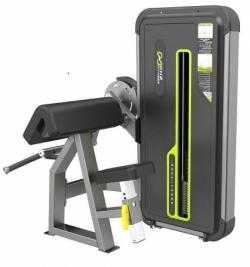 Тренажер DHZ Бицепс-машина сидя А-3030 стек 105 кг