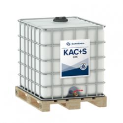Жидкое азотное удобрение КАС+S