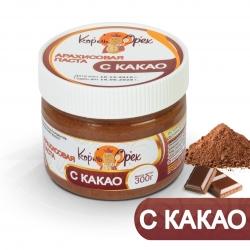 Арахисовая паста «С какао» 30 гр