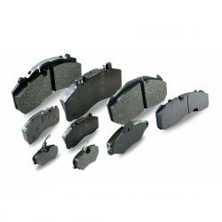Тормозные колодки для Hyundai Accent, Getz (TB), Lantra II, Santa Fe