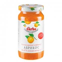 Конфитюр DARBO Абрикос низкокалорийный 220 г ст/б