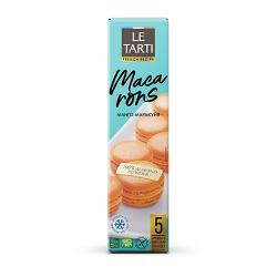MACARONS LETARTI пирожное с манго-маракуйя 60г (12)