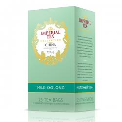 """Imperial Tea Collection """"Молочный улун"""", 25 пакетиков"""
