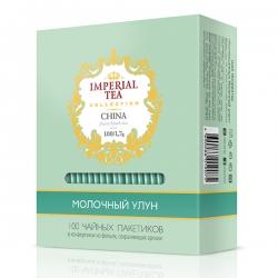 """Imperial Tea Collection """"Молочный улун"""", 100 пакетиков."""