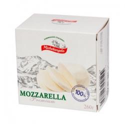 "Сыр ""Моццарелла"" Премиум 46% в коробке 0,260кг"