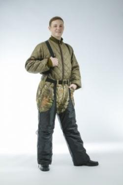 Ноговицы для защиты утепленных брюк от ветра и атмосферной влаги