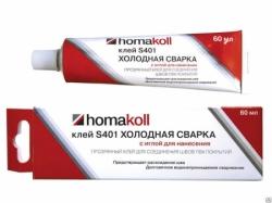 """""""Холодная сварка"""" для стыков ПВХ-покрытий Homakoll S401"""