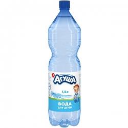 Агуша Вода Питьевая 1,5л (6) пэт