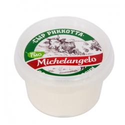 """Сыр """"Риккотта"""" 59%, классическая, в/у 0,250кг"""
