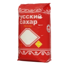 Сахар-песок Русский ГОСТ б/пак Т10х1кг.