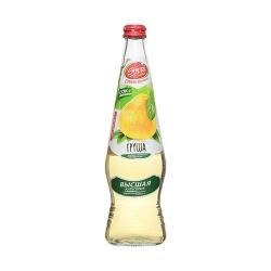 Лимонад Shippi premium Груша 0,5 л стекло (12)
