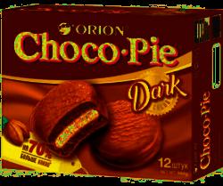 """ORION Конд изделие """"Choco Pie Dark"""" 12шт*30г (8)"""