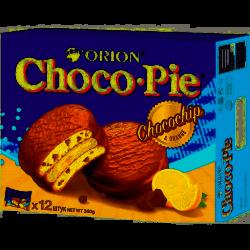 "ORION Конд изделие ""Choco Pie Chocochip"" 12шт*30г (8)"