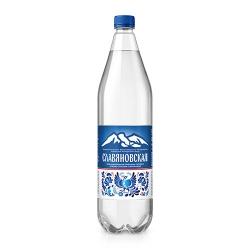 Вода Славяновская Старый источник питьевая газированная 1,5 л ПЭТ (6)