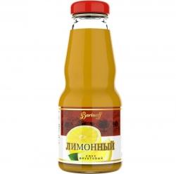 """Соус ТМ """"Barinoff"""" Лимонный, 0,28л"""