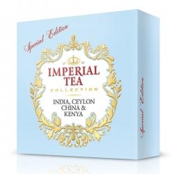 """Imperial Tea Collection """"Ассорти черных чаев"""". 120 пакетиков."""