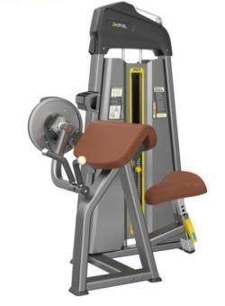 Тренажер DHZ Бицепс-машина сидя Е-1030В стек 64 кг