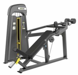 Тренажер DHZ Наклонный грудной жим Е-3013 стек 109 кг