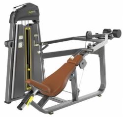 Тренажер DHZ Наклонный грудной жим Е-1013В стек 109 кг