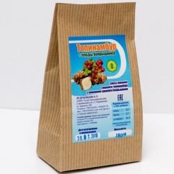 Топинамбур (порошок) + боярышник (порошок), крафт-пакет 100г