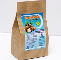 Топинамбур (порошок) + черника (порошок), крафт-пакет 100 г