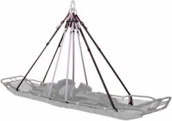 Cпасательные носилки Самоспас для вертолета