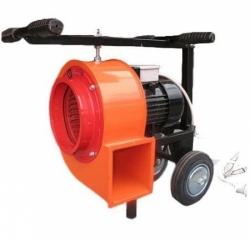 Дымосос ДПЭ-7(4ЦМ) для удаления газа, порошка и аэрозоля